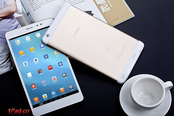"Taipower P79 HD - niedrogi 7"" tablet z Atom, Android i modemem 3G"