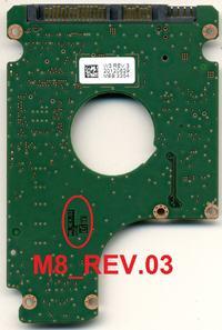 Samsung st1000lm024 - Uszkodzona elektronika