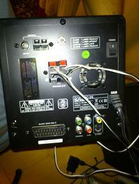 Podłączenie wieży Daewoo do komputera