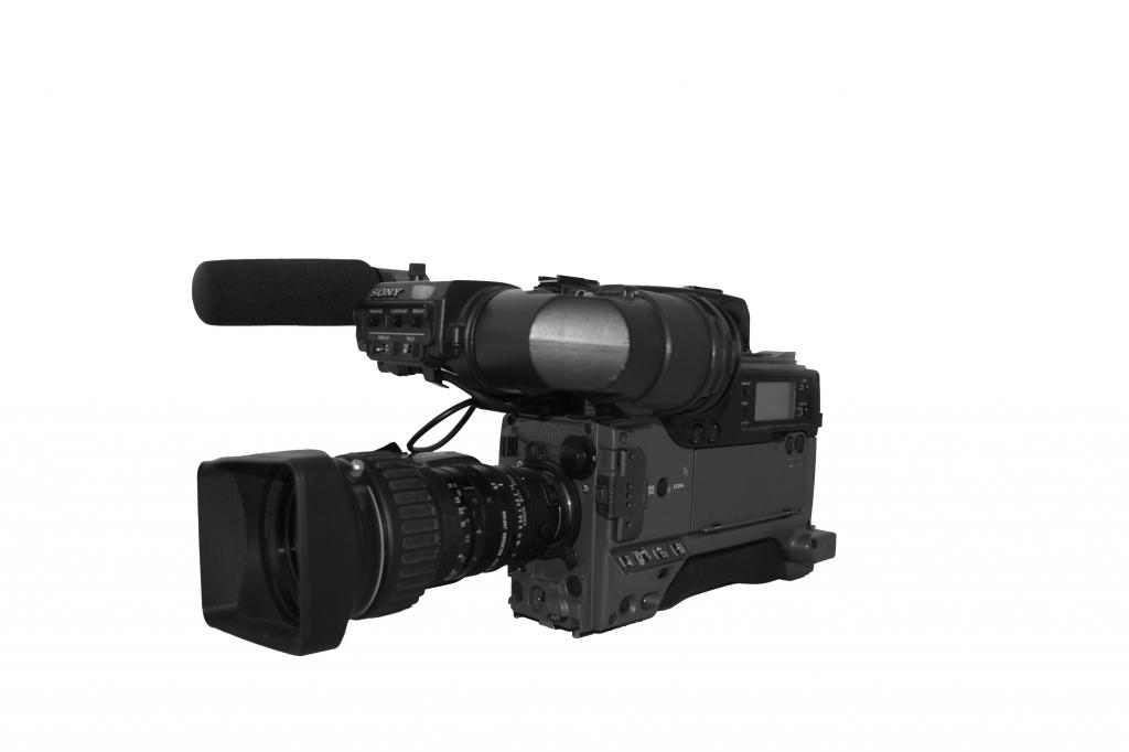 [Sprzedam] Kamera telewizyjna SONY DVCAM DSR-300AP miniDV/DV z akcesoriami
