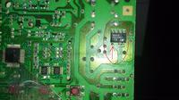 Candy CS125TXT - Kończy program bez wirowania (nie pokazuje błędu)