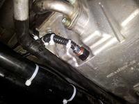 Audi A4 B7 - 2.0TFSI dodatkowy czujnik ciśnienia oleju