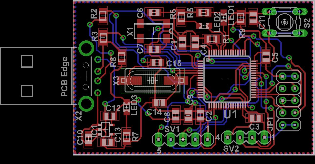 STM32, programming - [STM32] Program own PCB using STM32L
