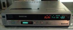 Pomoc w wycenie Panasonic Omnivision Hi-Fi Stereo VHS VCR model PV-1730
