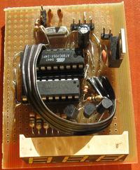Termometr z wyświetlaczem LED 7-seg, kod dla 8051 w asemblerze