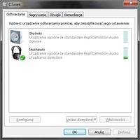 Lenovo g580 combo jack nie wykrywa mikrofonu od słuchawek