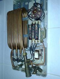 Brak podgrzewania wody SIEMENS DHT2100