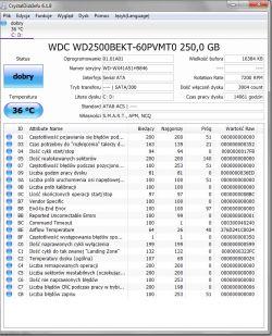 - Miganie monitora Radeon X1300 HP NC64000
