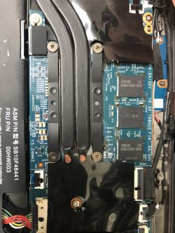 Lenovo ThinkPad x1 carbon 3rd grafika, linie