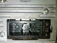 Szukam schematu kostki od radia hyundai h-810xep.