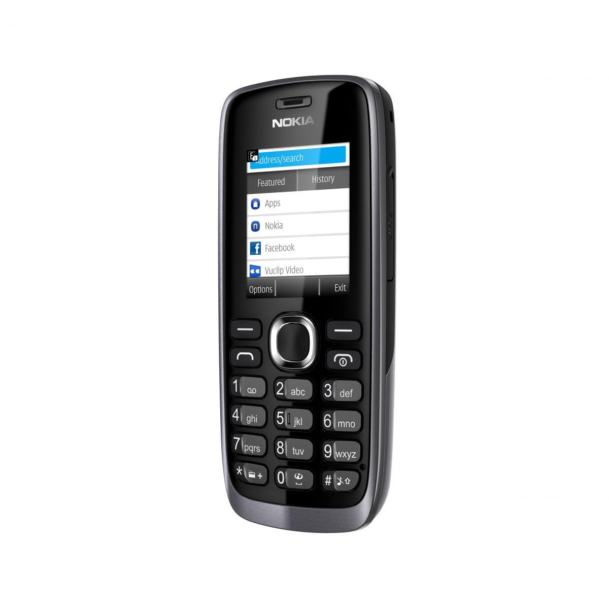Nokia 112 - prosty i tani telefon kom�rkowy z Dual-SIM