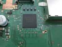 playstation 4 - czerwony obraz
