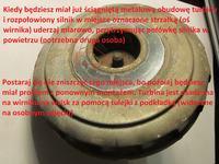 Zelmer Aquos 829.0 ST - jak rozłożyć silnik DOMEL 467.3.403-3