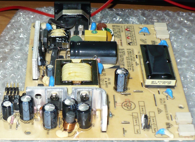 Fujitsu Siemens A17-2 L7ZA - nie w��cza si�