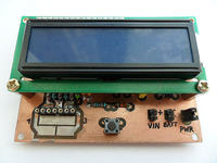 Tester elementów elektronicznych (ATmega168/328)