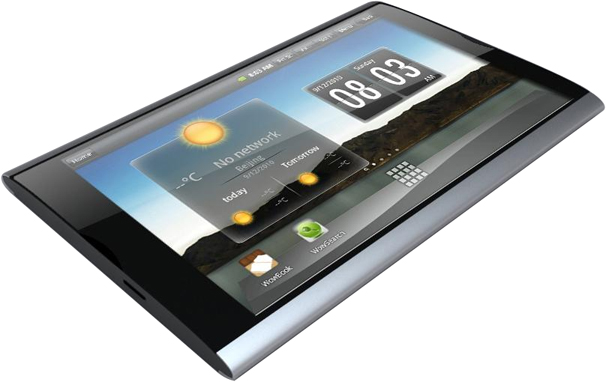 DreamBook Phone Pad M7 - 7-calowy tablet od Pioneer