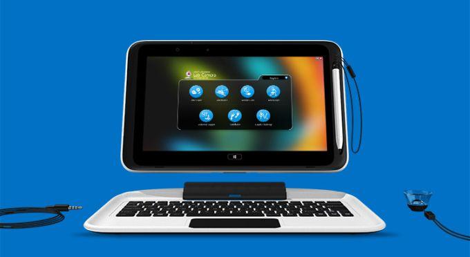 Panasonic 3E - 10-calowy konwertowalny tablet skonstruowany z my�l� o edukacji
