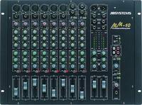 Mixer JBSYSTEMS MM-10 - połczenie komputera i mikrofonu