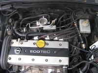 Opel Vectra 2.0 16V + DT Gas Gastech 704s - problem