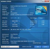 Dobór typu (kości) pamięci RAM do już zainstalowanych na Płycie Głównej