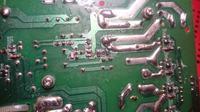 Prostownik Black&Decker BDV108 - Identyfikacja spalonych elementów