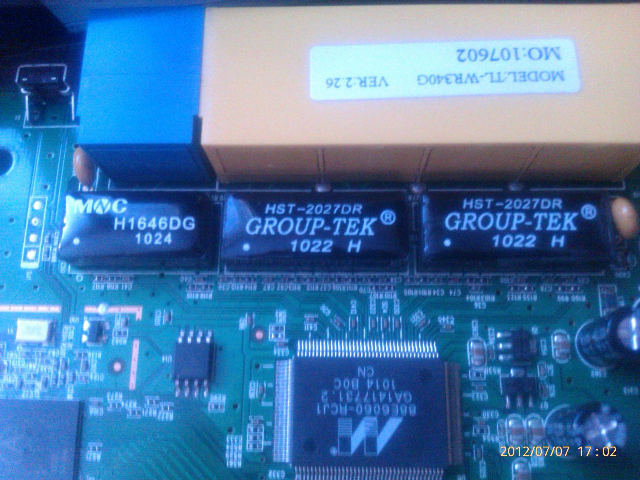 TP Link TL-WR340G porada - jak naprawi�