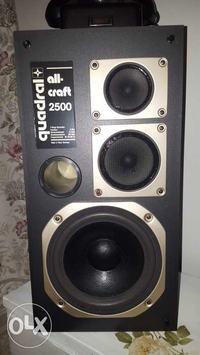 Quadral all-craft 2500 - Naprawa głośników Quadral AC2500 lub wymiana na inne