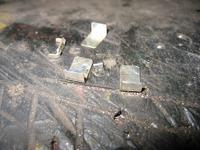 FERM FDPD-710 - Uszkodzony przełącznik wiertarki prawo - lewo