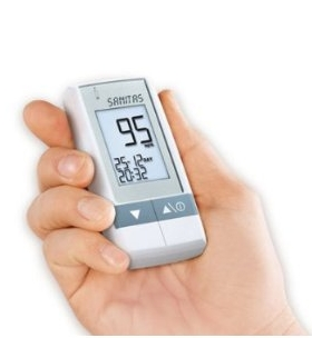 Szukam instrukcji do glukometru SANITAS SGL 25