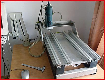 [Sprzedam]Frezarka CNC ploter frezuj�cy