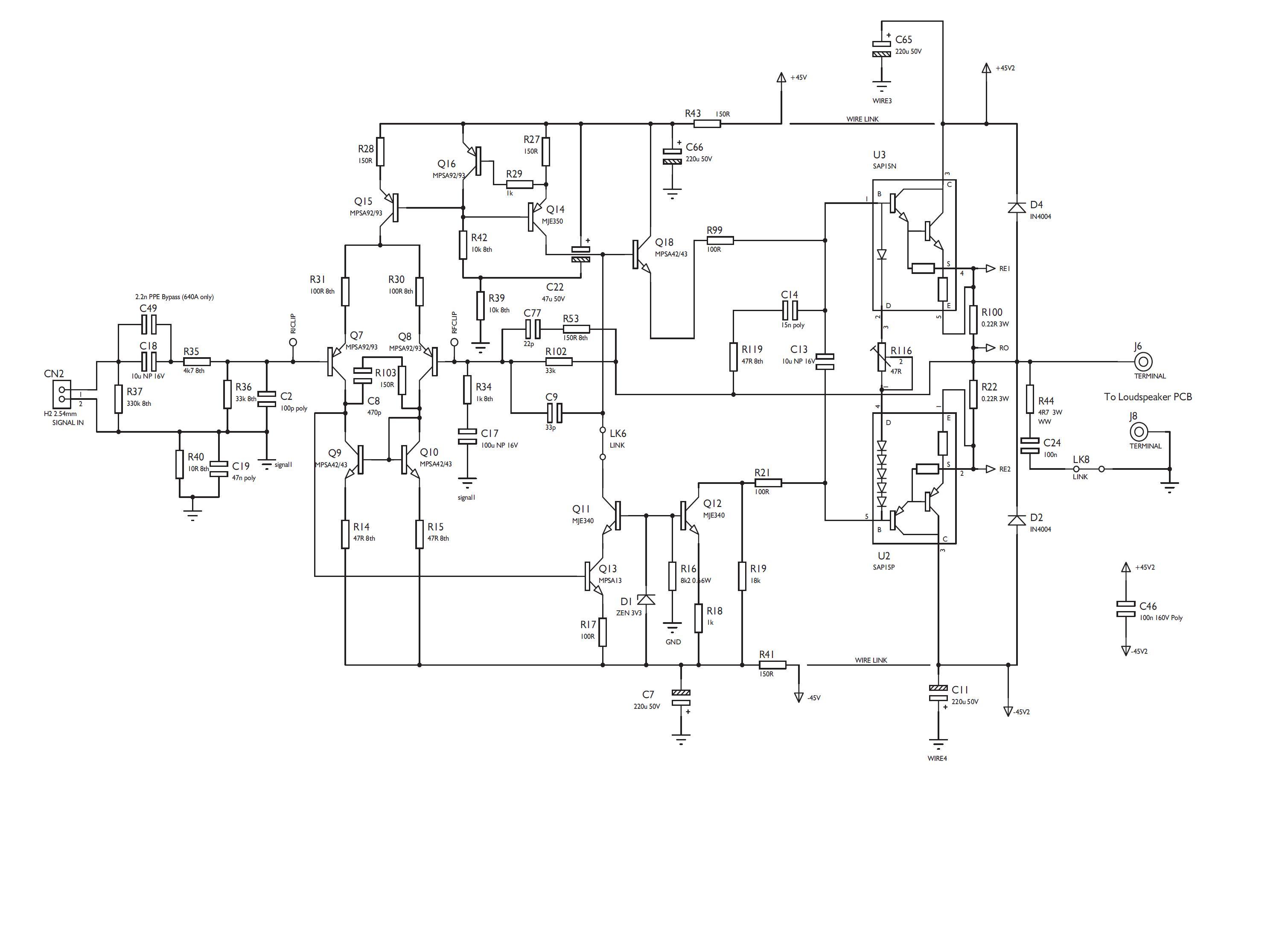 cambridge audio azur 540a service manual