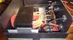 Transformator z mikrofali jako wspomaganie rozruchu 12 V w samochodzie