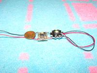 Przetwornica LED 3W, MC34063
