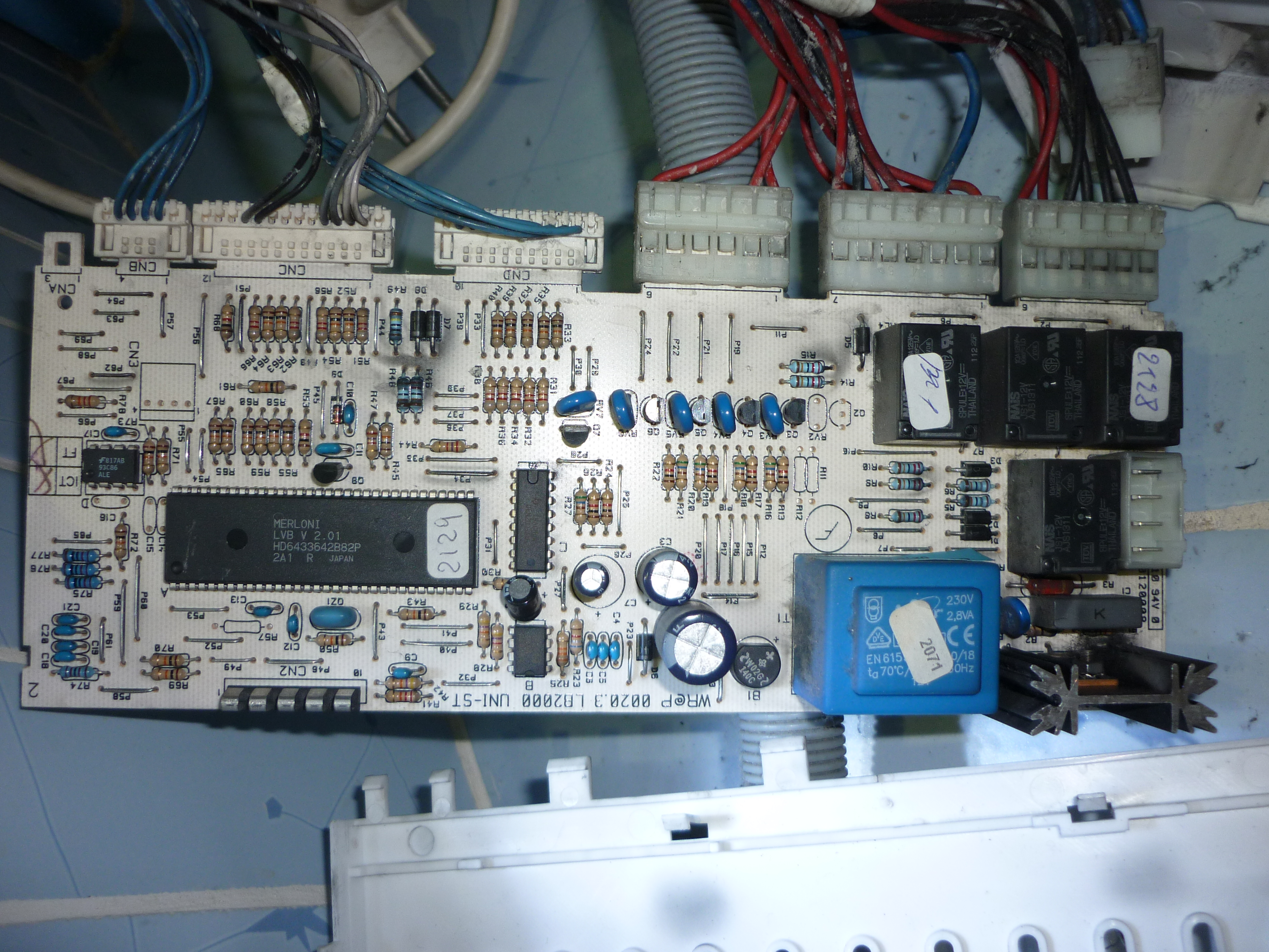 Схемы стиральной машины indesit