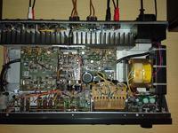 Nietypowy tuning wzmacniacza WS 442 - system 2.1