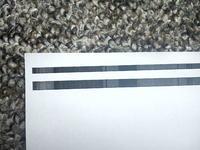 Xerox Phaser 3117 - Szary wydruk.