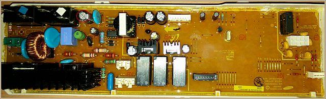 Pralka Samsung WF80F5E0w2w - Nie włącza się - zero reakcji - czysty wyświetlacz.