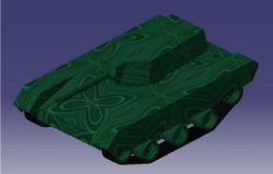 Zdalnie sterowany pojazd gąsienicowy Arduino + Bluetooth HC 06, Tracked Vehicle