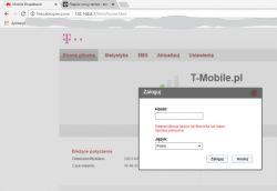 Po resecie nie mogę się zalogować do routera Huawei B315 jako admin