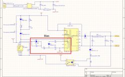 Flyback power supply in Circuit Maker