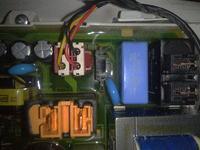 Pralka LG WD 12390 NDK - wartość rezystora R-57?