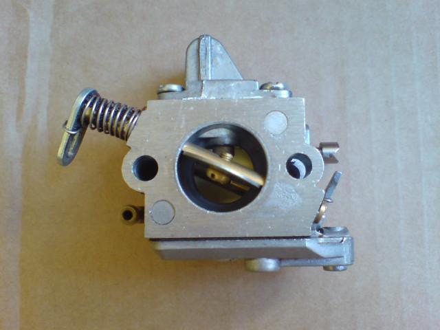 Stihl MS180 - kopci jak diesel s�aba moc ga�nie po szybkim dodaniu gazu