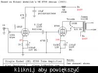Wzmacniacz lampowy KT88