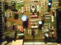 RADMOR 5102- gorące tranzystory w przedwzmacniaczu