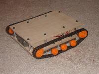 Prezentacja wykonanego projektu robota dręczyciela.