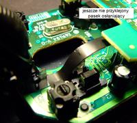 Mysz bezprzewodowa - scroll nie działa