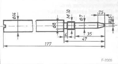 FORD MONDEO 95 1.8DIESEL blokada rozrządu