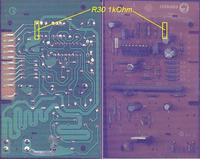 Moduł COPRECI MYR95-3M/ wartość rezystora R30
