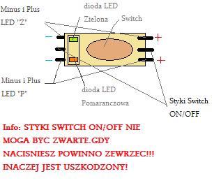 Pioneer Keh-p6800r problem z wlaczaniem oraz przyciskami