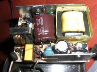 Zasilacz D-link AG2412-E Spalony ?? 12V/2A